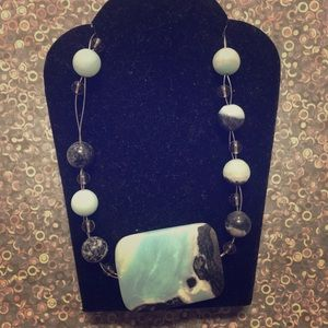 Jewelry - New marble Necklace